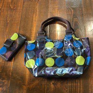Boden handbag and matching wallet